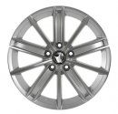 "17"" DCP-17-ZXA Silver Wheels for VW Beetle 2012-2013"