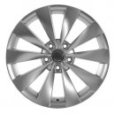 "19"" DCP-19-ZBB Silver Wheels for VW Golf 2005-2013"