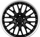 "18"" DCP-18-AAM Black Wheels for VW CC 2008-2013"