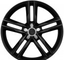 "19"" DCP-19-AZC Black Wheels for VW CC 2008-2013"