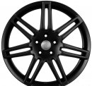 "19"" DCP-19-AAR Black Wheels for VW CC 2008-2013"
