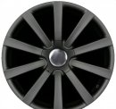 "19"" DCP-19-MPR Gunmetal Wheels for VW Golf 2005-2013"