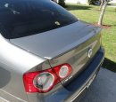 B6 OEM Rear Lip Spoiler For VW Passat 2006-2010