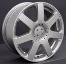 "16"" DCP-17-ZCA Silver Wheels for VW Passat 1992-1997"