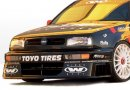 A3 Touring DTM Front Lip Extension for VW Golf 1993-1999