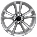 "17"" DCP-17-ZXX Silver Wheels for VW Golf / Rabbit 2006-2013"