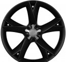 "19"" DCP-19-ASP Black Wheels for VW CC 2008-2013"