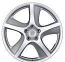 "20"" DCP-20-TRB Silver Wheels for VW Touareg 2002-2013"