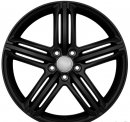 "18"" DCP-18-AUP Black Wheels for VW Golf 2005-2013"