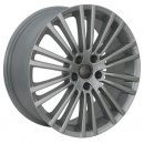 "17"" DCP-17-ZXR Silver Wheels for VW Golf / Rabbit 2006-2013"