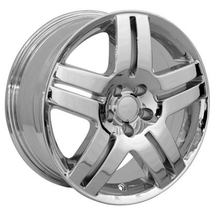 "16"" DCP-17-AES Chrome Wheels for VW Beetle 1998-2004"