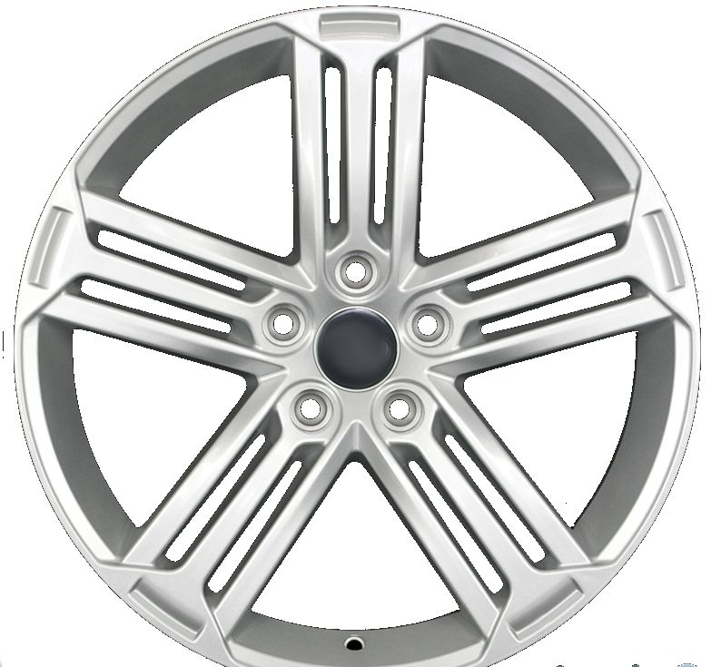 "18"" DCP-18-ZRV Silver Wheels for VW Beetle 2012-2013"
