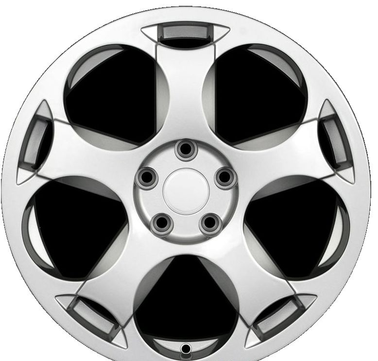 "18"" DCP-18-ZGL Silver Wheels for VW Beetle 2012-2013"