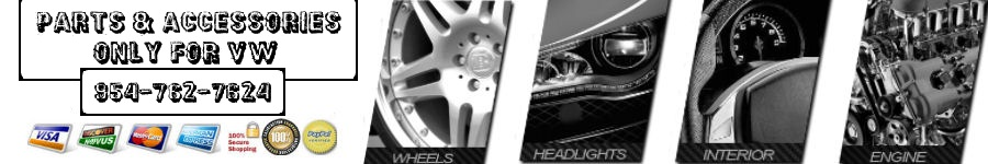 Wheels VW Parts